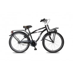 Bike Fun Crazy Cruiser 20 inch jongensfiets Zwart